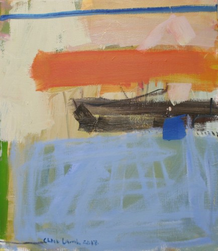 Chloë Lamb, Scaffolding (Hungerford Gallery)