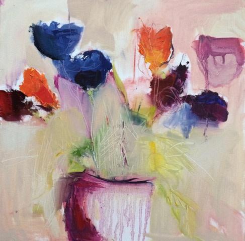 Jo Vollers, Carey's Tulips (London Gallery)