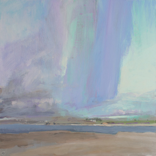 Andrew Jago, Looking East to Brea Hill (Hungerford Gallery)