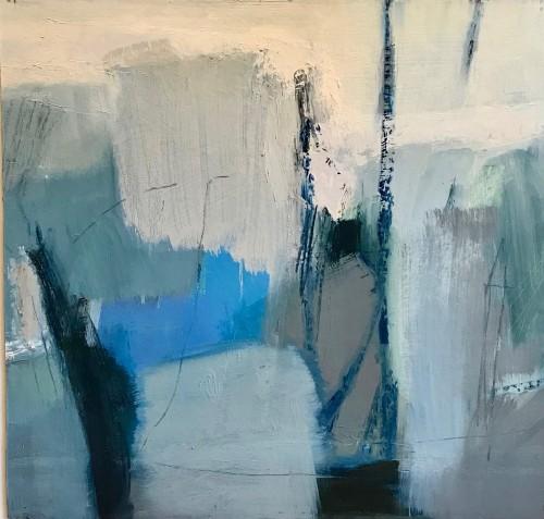 Dafila Scott, The Wood in Winter II (London Gallery)