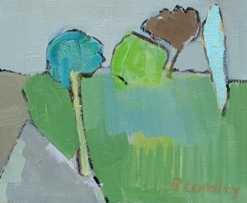 Bridget Lansley, Skyline (London Gallery)