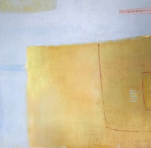 Jenny Lock, Silence is Golden (Hungerford Gallery)
