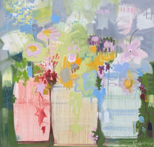 Annabel Fairfax, Light and Colour (Hungerford Gallery)