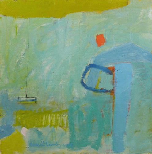 Chloë Lamb, Mystery of the Sea (Hungerford Gallery)