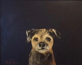 Robert James Clarke, Border Terrier (London Gallery)