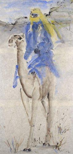 Christine Seifert, Riding through the Desert