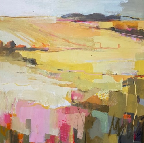Kate Rhodes, Sun Drenched Fields (London Gallery)