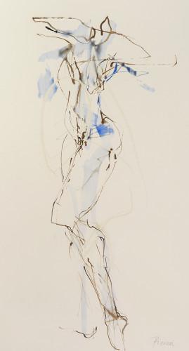 Bella Pieroni, Muma Paduri (Mounted) (London Gallery)
