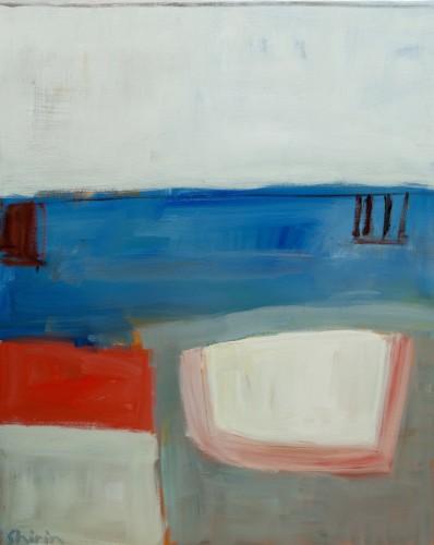 Shirin Tabeshfar Houston, Sea Water (Hungerford Gallery)