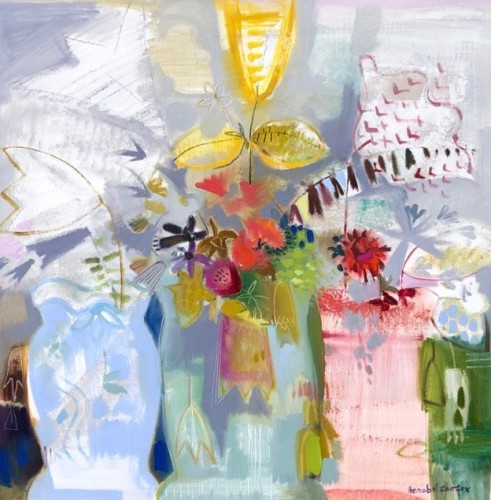 Annabel Fairfax, Shapes and Colours (London Gallery)