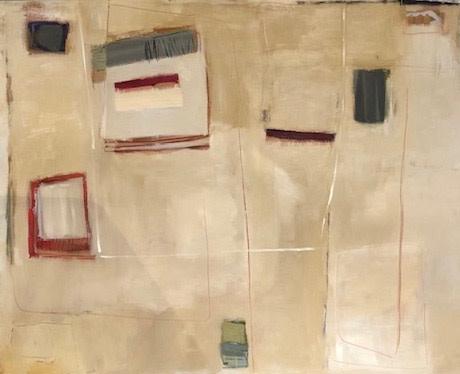 Netta Carey, Swing (Hungerford Gallery)