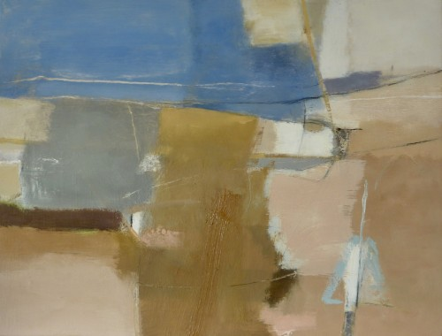 Dooze Storey, Landfall (Hungerford Gallery)