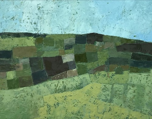 Miles Cole, Rhossili Way (London Gallery)