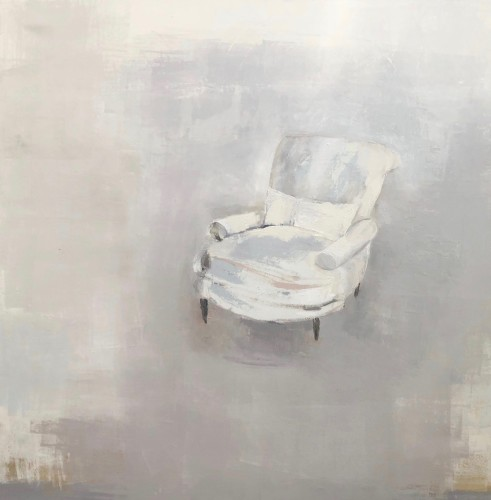 Jenny Lock, Claire's Chair (Hungerford Gallery)