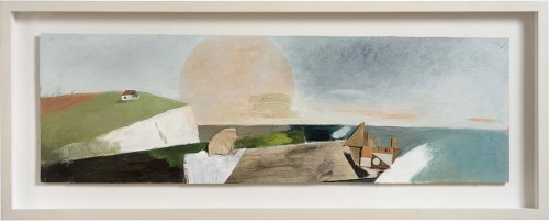 Keith Purser, A New Day 2010 (framed)