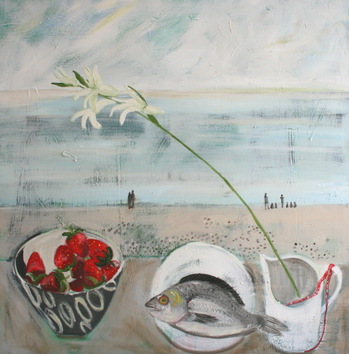 Kim Langford, A Summer Romance (London Gallery)