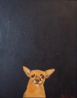 Robert James Clarke, Chihuahua (London Gallery)