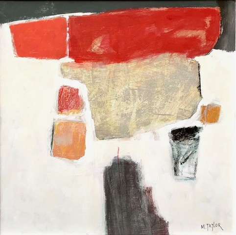 Malcolm Taylor, Red Top (Hungerford Gallery)