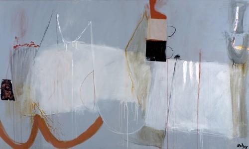 Felice Hodges, Paris Blue (London Gallery)