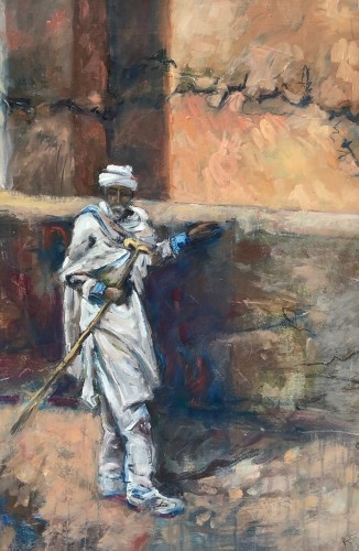 Annie Field, Ethiopian I (London Gallery)