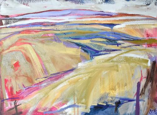 Emma Haggas, Hawk's Tor, Bodmin Moor