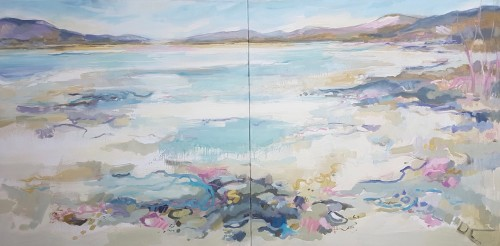 Kate Rhodes, Lochside Song (Hungerford Gallery)