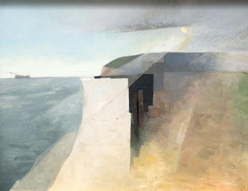 Keith Purser, Debris Shadow, 2004 (Framed) (London Gallery)