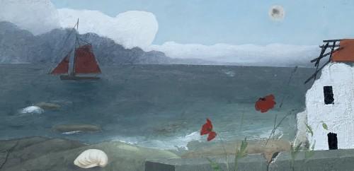 Keith Purser, Summer Sleep, 2012 (London Gallery)