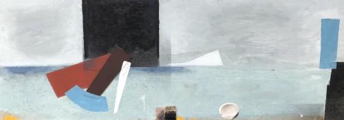 Keith Purser, Sea Pieces, 2006 (London Gallery)