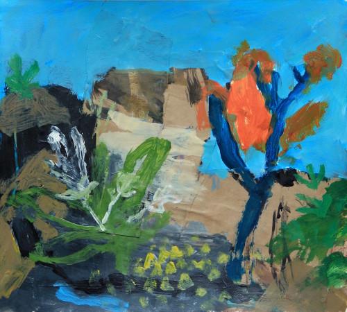 David Pearce, Rock Garden (London Gallery)