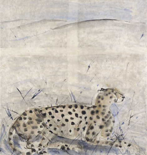 Christine Seifert, Cheetah (London Gallery)