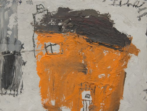 David Pearce, Where Ernie Lived (London Gallery)