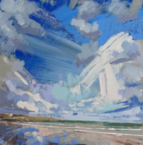 Andrew Jago, Harlyn Beach No.3 (Hungerford Gallery)