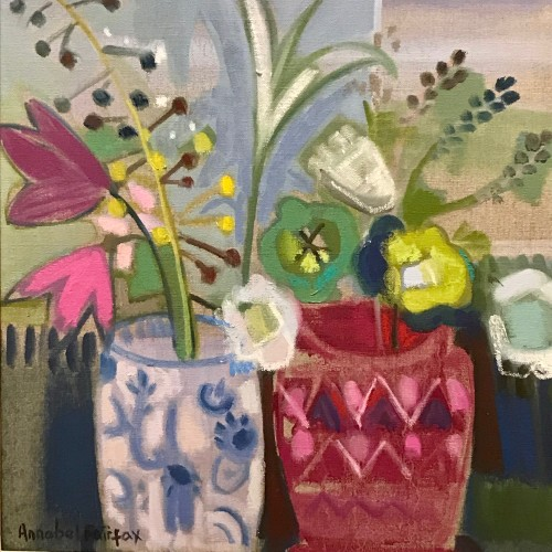 Annabel Fairfax, Jewels (London Gallery)