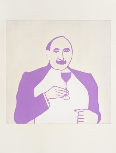Kate Boxer, Poirot (Unframed)