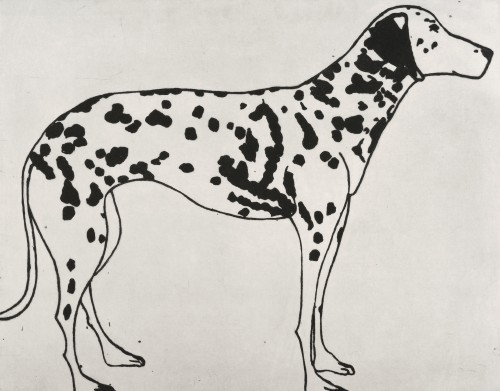 Kate Boxer, Dalmatian (Mounted)