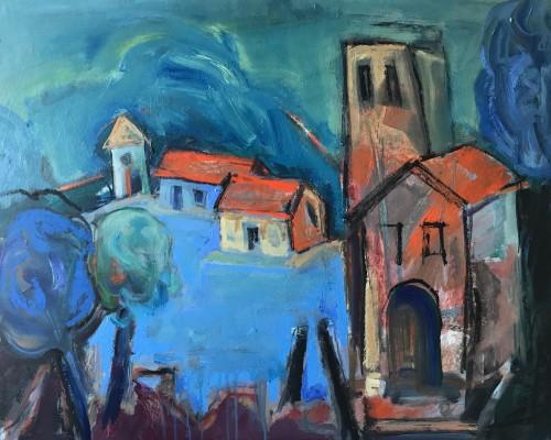 Annie Field, Corsica (London Gallery)