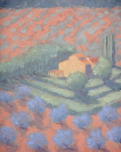 Hermione Owen, Italian Farmhouse (Hungerford Gallery)