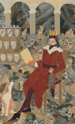 Dione Verulam, King John