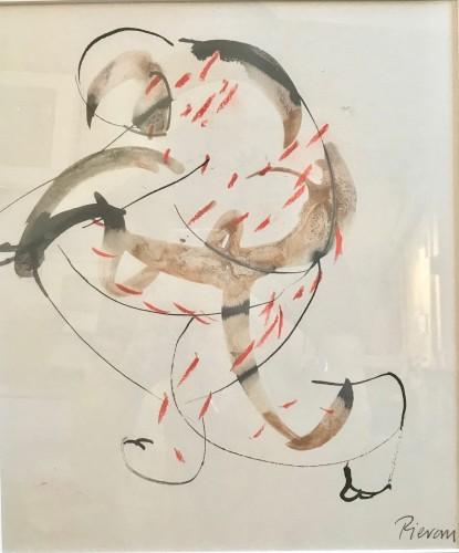 Bella Pieroni, Ajax (Framed) (London Gallery)