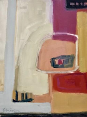 Shirin Tabeshfar Houston, Precious I (London Gallery)