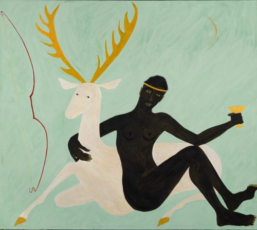 Kate Boxer, Diana the Huntress (Hungerford Gallery)