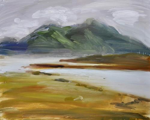 Richard Colson, Lower Loch Torridon (London Gallery)