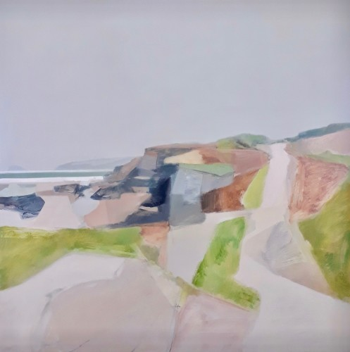 Myles Oxenford, Hayle Towans (Hungerford Gallery)