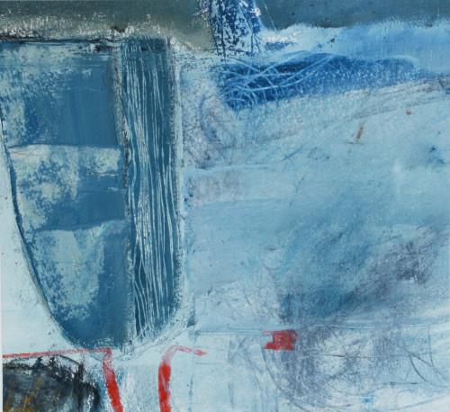 David Mankin, Into the Salt Dark (Hungerford Gallery)