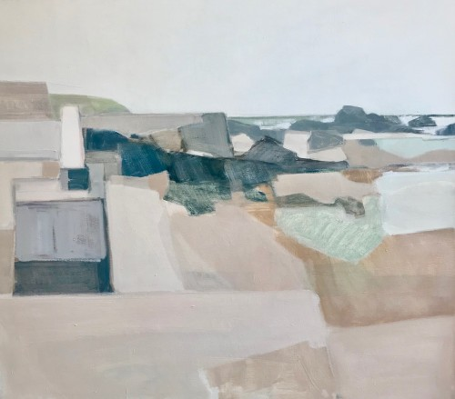 Myles Oxenford, St Ives Harbour (London Gallery)
