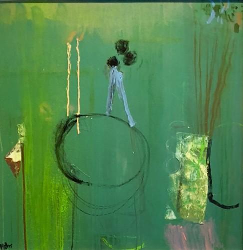 Felice Hodges, Emerald (London Gallery)