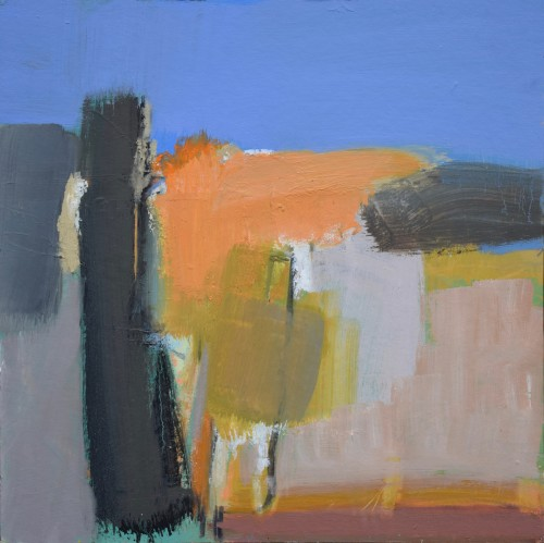 Dafila Scott, Mediterranean Landscape (London Gallery)