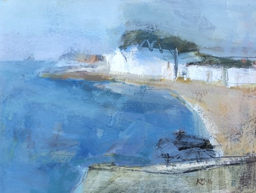 Kathy Montgomery, Mykonos I (Hungerford Gallery)