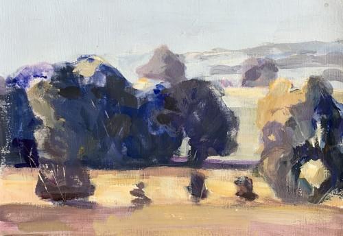 Minnie Shaw Stewart, Evening Light I (London Gallery)